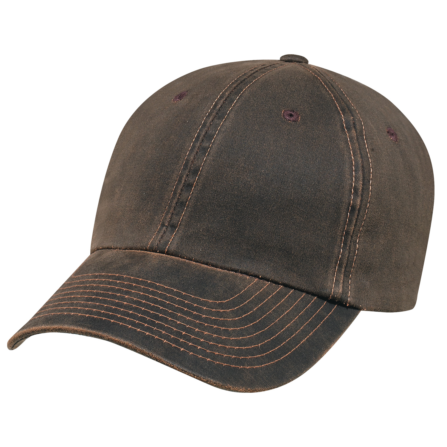 V7J470 - Distressed Ball Cap