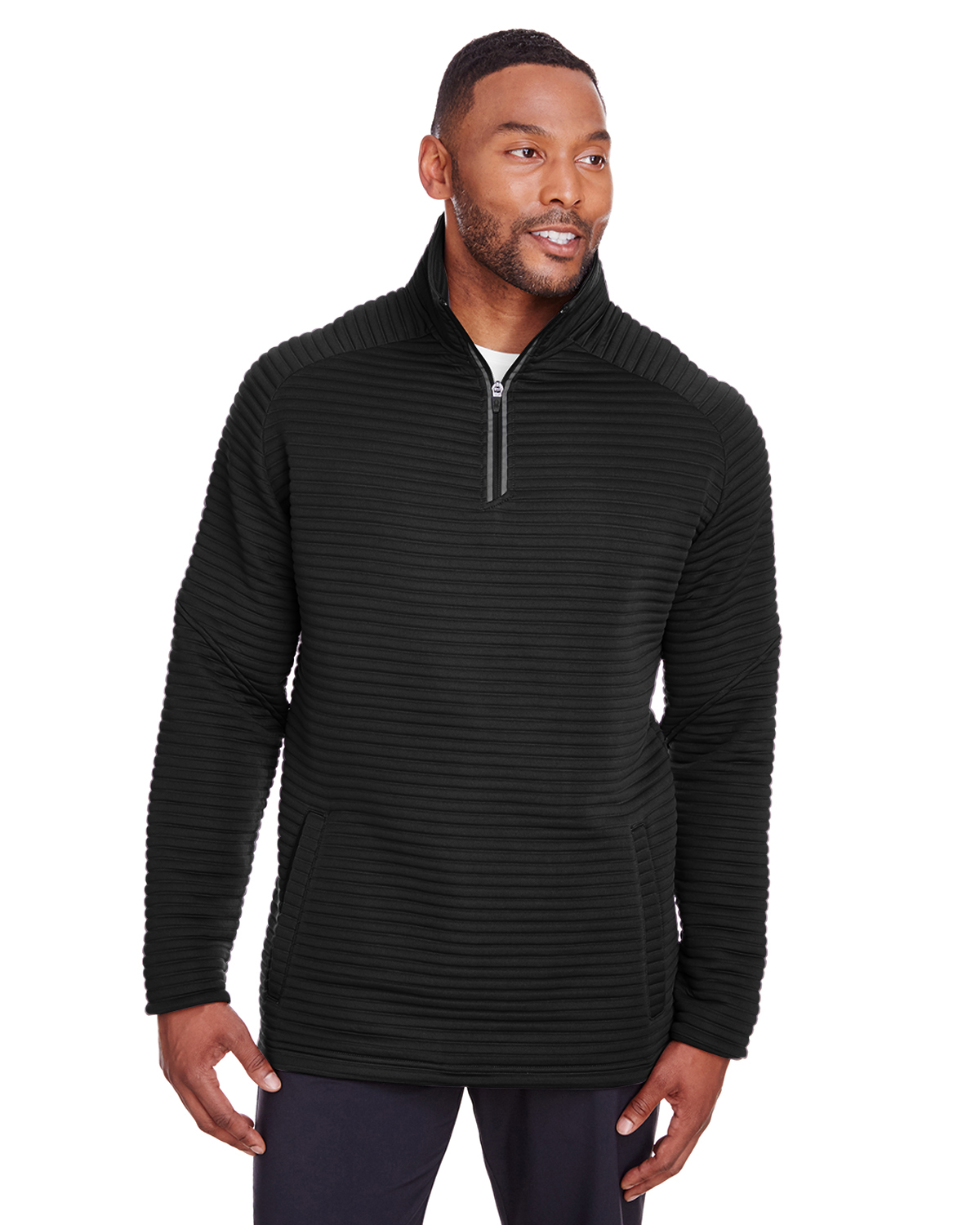 S16640 MEN'S SPYDER CAPTURE 1/4 ZIP FLEECE