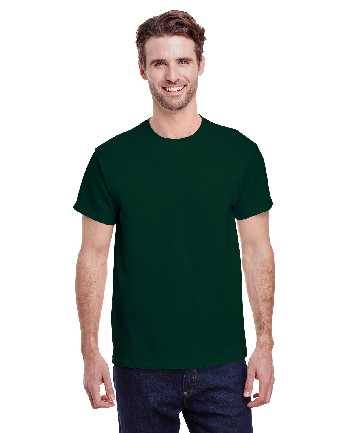 G500 Gildan Adult Heavy Cotton™ 8.8 oz./lin. yd. T-Shirt