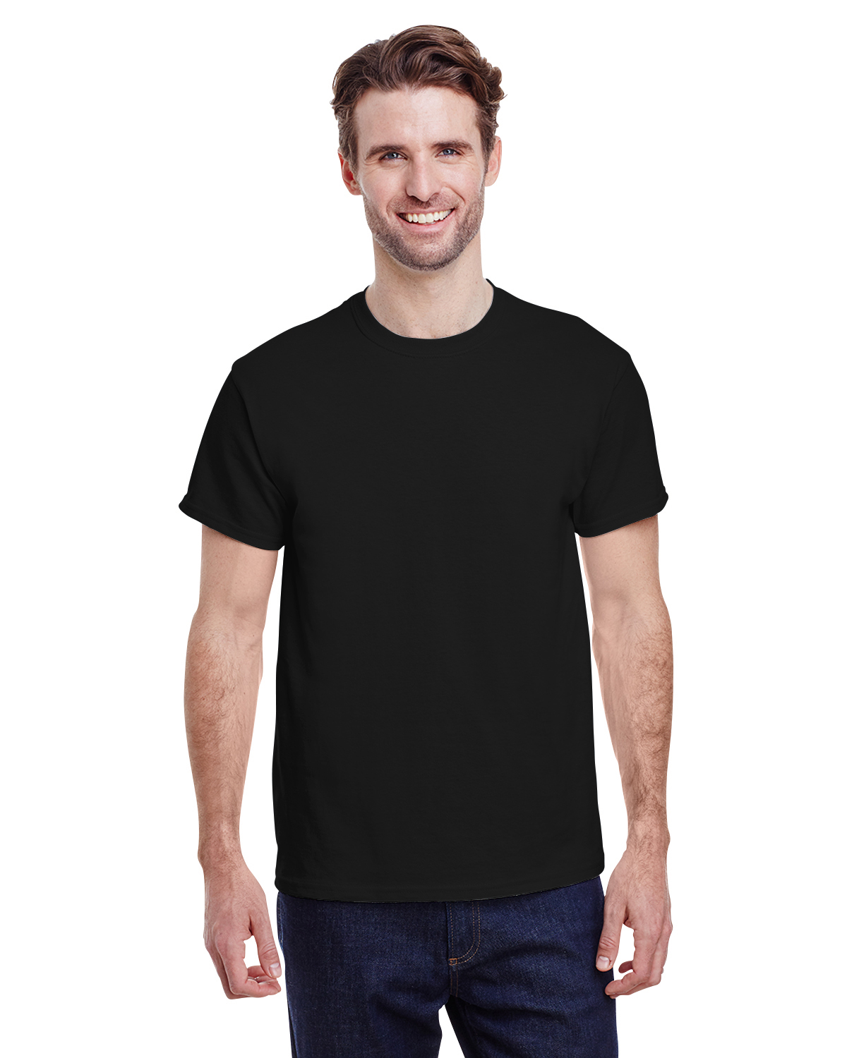 CLUB-G500 Gildan 100% Cotton T-shirt  (COPY)