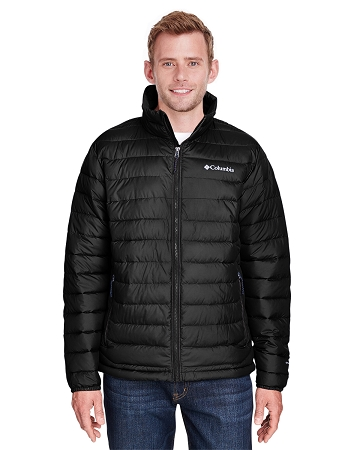 1698001 MEN'S COLUMBIA POWDER LITE JACKET