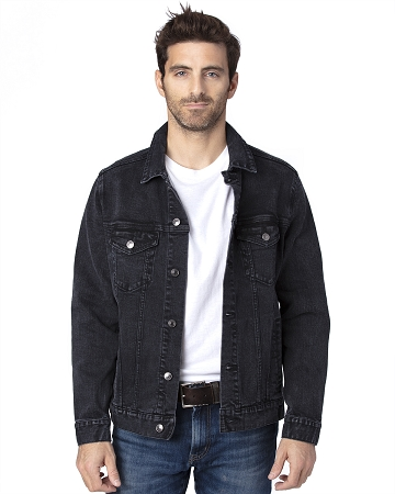 370J UNISEX THREADFAST DENIM JACKET