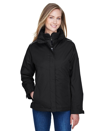 78205 LADIES' 3 IN 1 REGIONAL JACKET