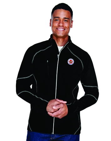 88174 MEN'S NORTH END GRAVITY PERFORMANCE FLEECE JACKET
