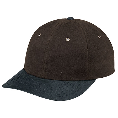 VCL-V9C750/8M Ball Cap Waxed Cotton Oil Skin Cap