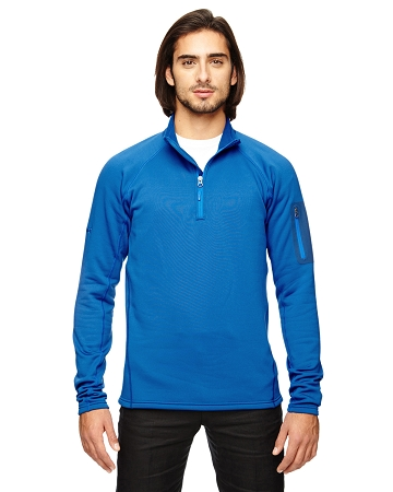 80890 MEN'S MARMOT 1/2 ZIP STRETCH FLEECE