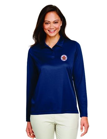 TT51LW Long Sleeve Ladies Performance Polo