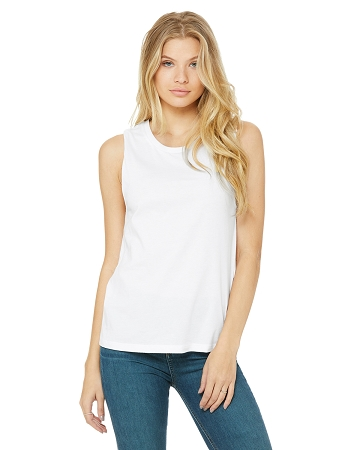 B6003 Ladies' Bella Jersey Tank Top