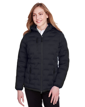 NE708W LADIES' PUFFER JACKET