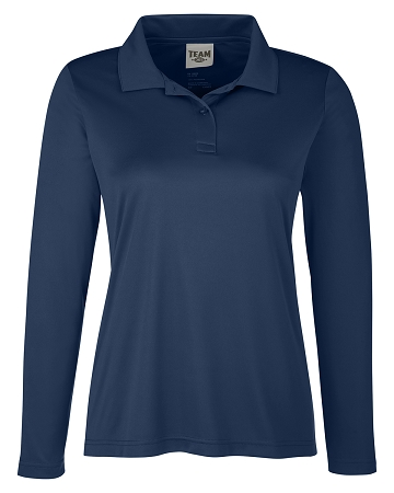 TT52LW Long Sleeve Ladies Performance Polo