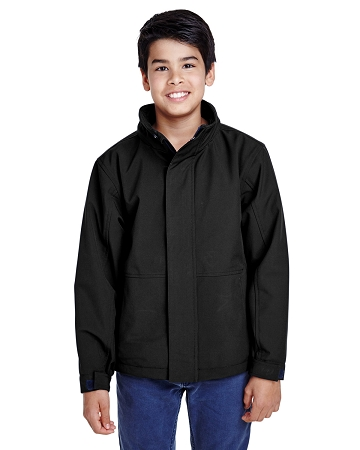 TT88Y YOUTH INSULATED SOFT SHELL JACKET