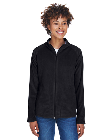 TTC-CLUB-TT90W Team 365 Ladies' Campus Microfleece Jacket