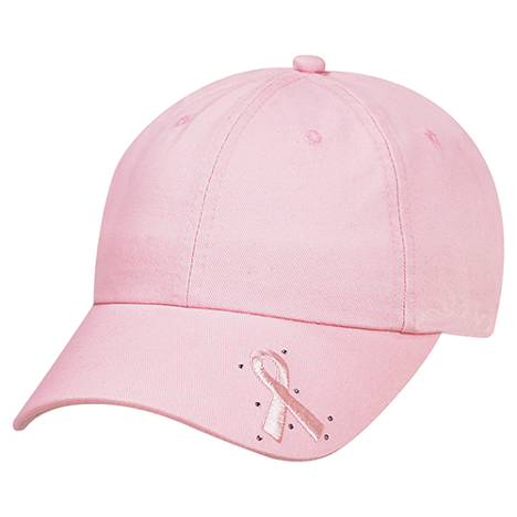 6D980L LADIES' 6 PANEL BASEBALL CAP